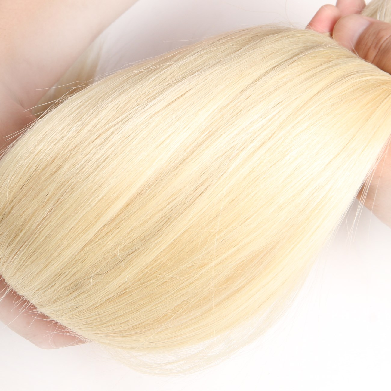 Human Hair Blonde Hair Extensions