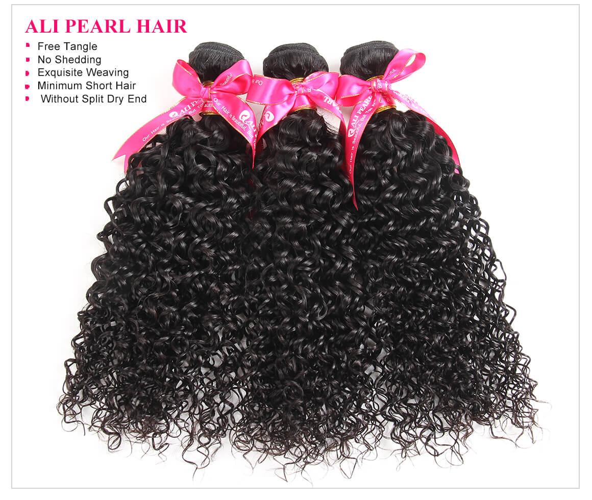 Peruvian Virgin Hair 3 Hair