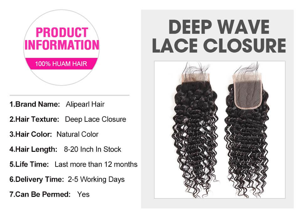 6x6 Lace Closure