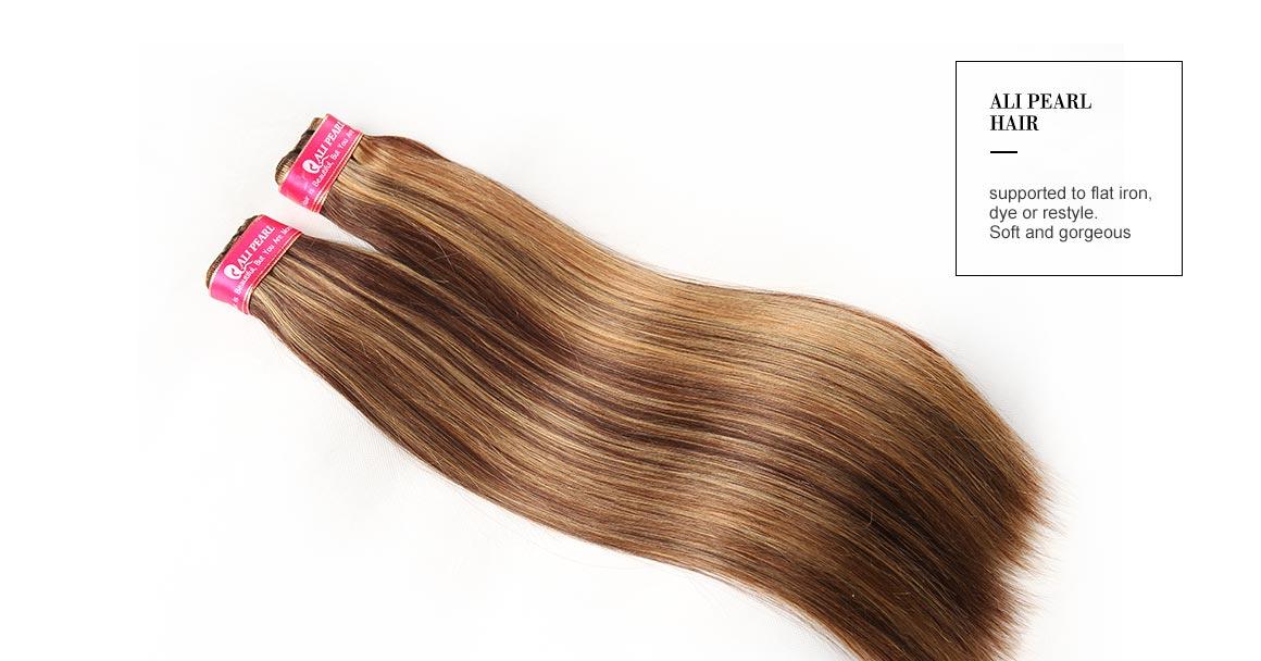 Virgin Human Ombre Hair