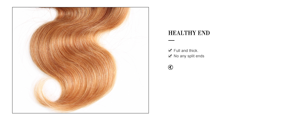 Brazilian Virgin Blonde Hair