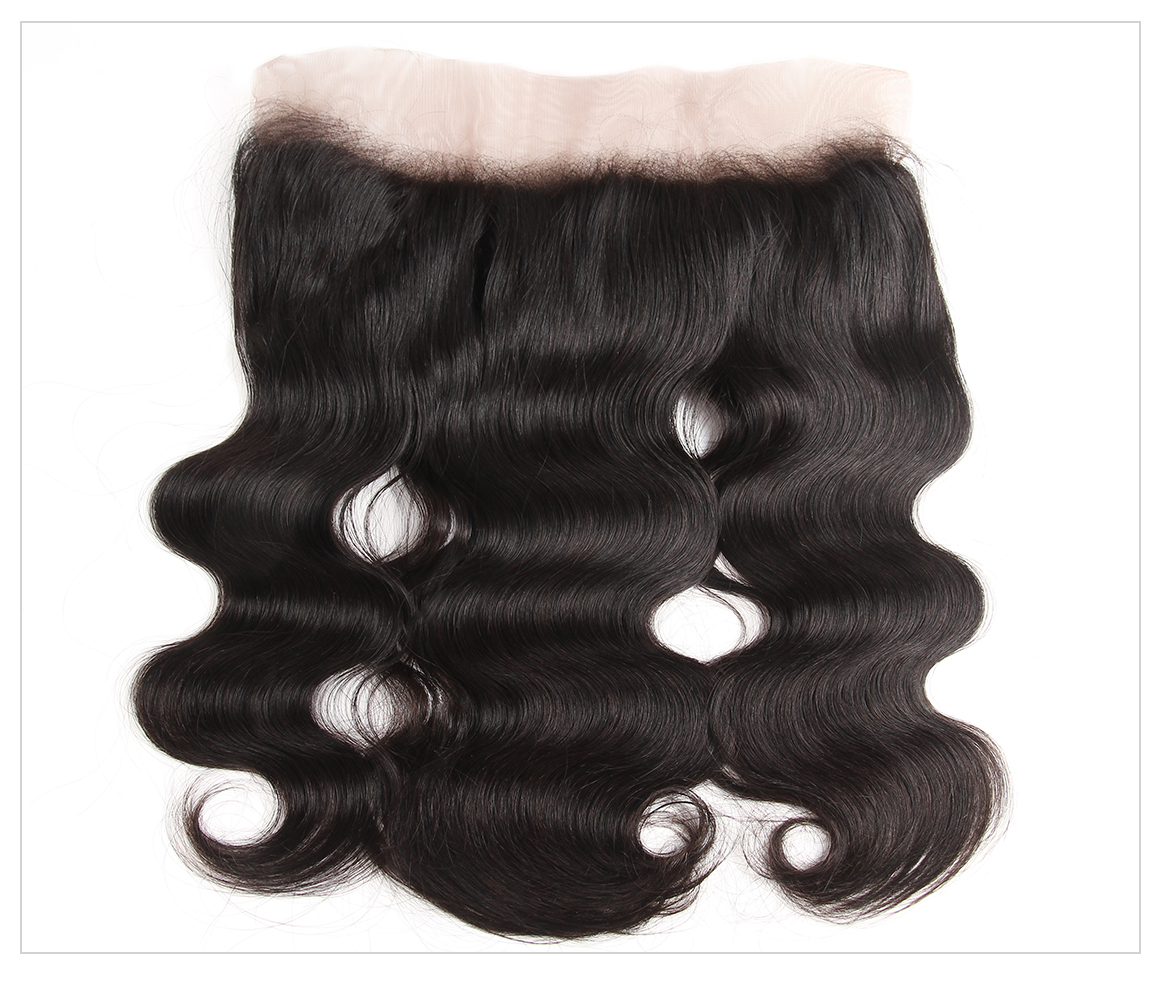 body lace frontal