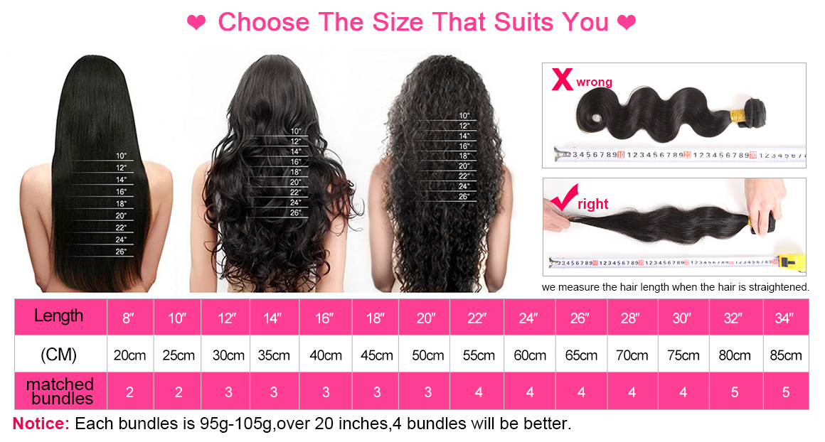 ombre color hair bundles with frontal